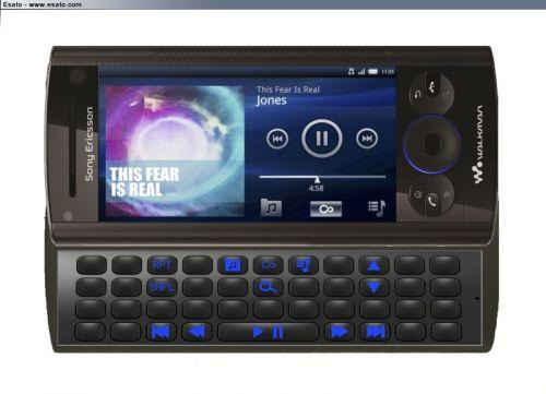 Primul telefon Android 4.0 este Xperia Mix - un design Sony Ericsson dual core