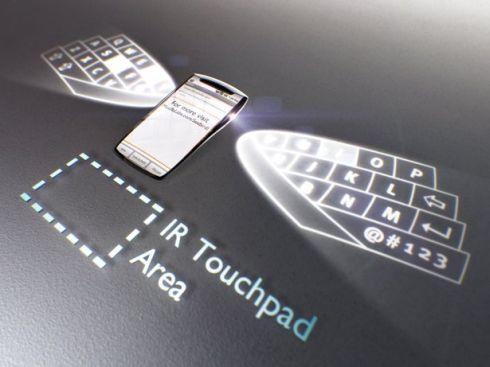 Telefonul Mozilla Seabird incorporeaza proiectoare, o interfata revolutionara (Video)