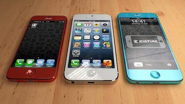 Așa ar putea arăta iOS 7.0 și iPhone-ul ieftin din plastic (Video)