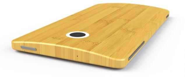 Smartphone-ul din bambus ADZero Bamboo - dovada că oricine Își poate produce propriul smartphone