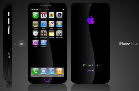 iPhone Deluxe concept