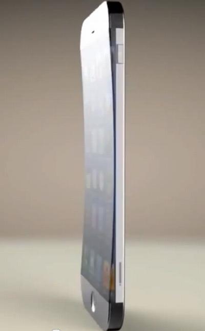 iPhone 6 cu cameră 3D și corp metalic curbat prezentat Într-un clip video și imagini (Concept)