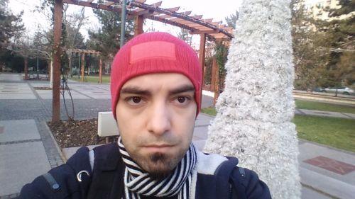 Coolpad Modena selfie