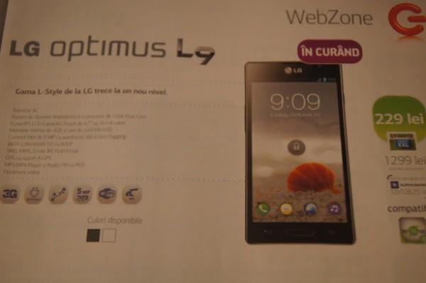 Telefoane noi În oferta Cosmote prin magazinele Germanos: Samsung Galaxy Note II, Galaxy S Duos, LG Optimus 4X HD, LG Optimus L9, Nokia Asha 311