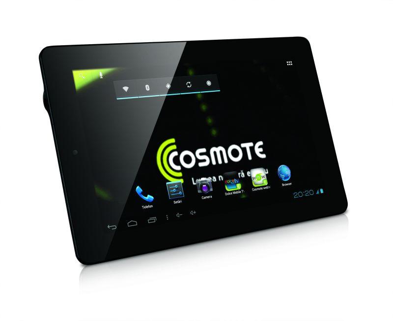 Cosmote anunța tableta My Mini Tab, tableta de 7 inch cu preț de 799 lei