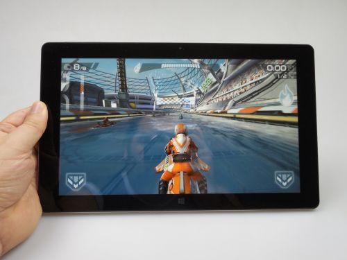 Cube i7 Remix, jocuri pe tableta