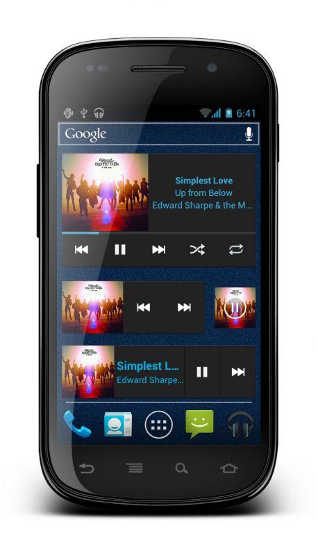 O nouă aplicație muzicală pentru CyanogenMod 9, Android 4.0 eliberat de constrângeri!