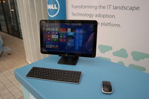 Dell Solutions Tour și primele impresii legate de XPS Portable All-in-One Desktop, Dell XPS 10 Tablet și Dell Latitude 10