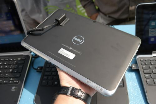 Dell Solutions Tour și primele impresii legate de XPS Portable All-in-One Desktop, Dell XPS 10 Tablet și Dell Latitude 10