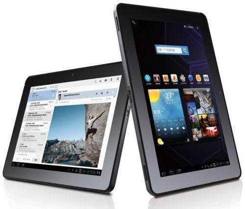 Dell Streak 10 Pro prezentată În China - o altă tabletă HoneyComb