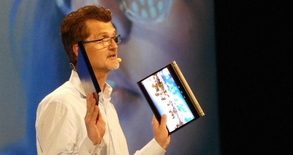 Dell prezintă tableta Venue 10 7000; vine cu display Quad HD de 10 inch și procesor Intel Atom