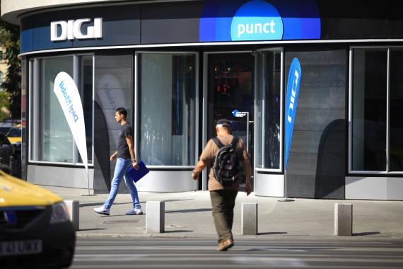 RCS & RDS deschide primul sau magazin sub brand Digi din București pe Bulevardul Magheru