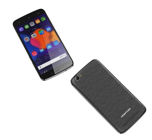 Telefon cu baterie de tabletă! DOOGEE lansează Homtom HT6 cu diagonală de phablet şi baterie de peste 6000 mAh