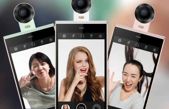 Telefonul Doov Nike V1, cel cu camera rabatabilă a fost lansat oficial