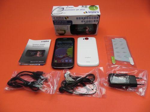 E-Boda Eruption V200 Quad Core unboxing: telefon dual SIM quad core cu accesorii binevenite (Video)
