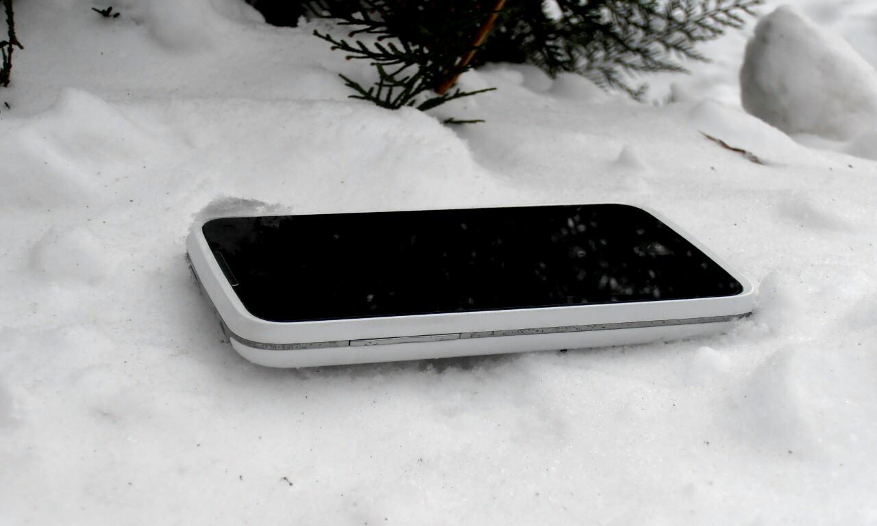 Cum afectează temperaturile scăzute telefoanele noastre
