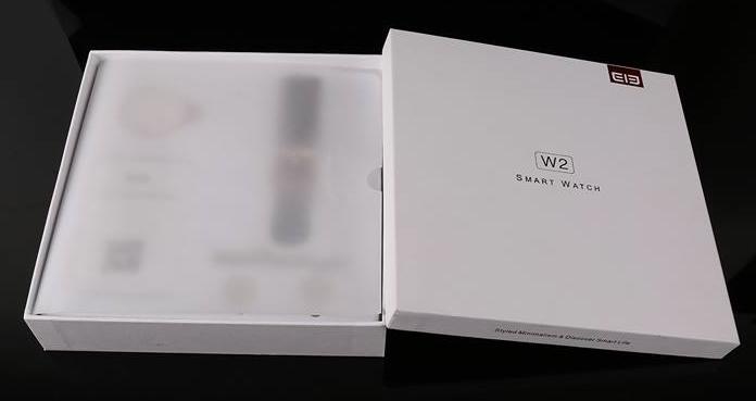 Elephone W2 unboxing