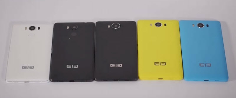 Elephone P9000 primeşte un clip hands on cu o privire în ansamblu asupra sa: terminal cu 4 GB RAM, ecran edge to edge si pret accesibil (Video)