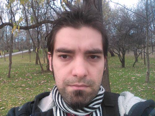 Selfie cu Elephone Trunk