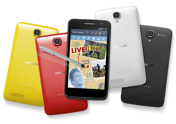 CES 2013: Alcatel One Touch Idol Ultra - cel mai subțire smartphone cu Android