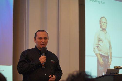 Teodor Cimpoieșu - Managing Director la Kaspersky Lab
