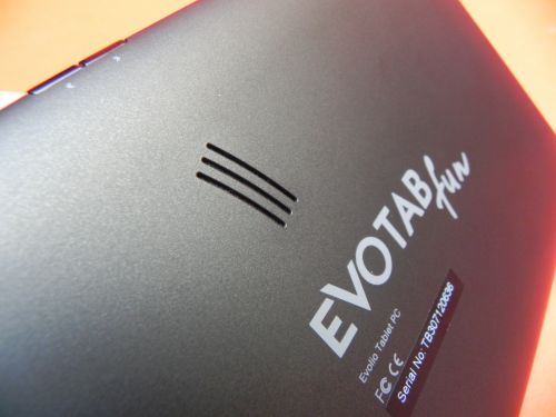 Spate Evolio Evotab Fun