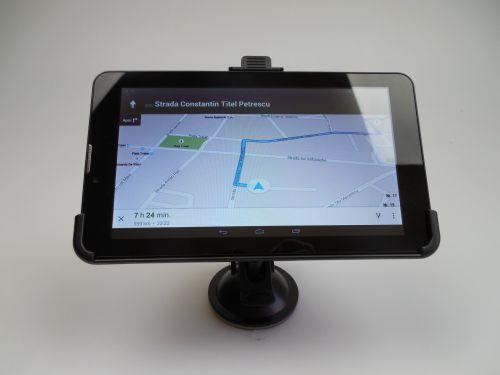Navigare cu Evolio GO Fun 3G