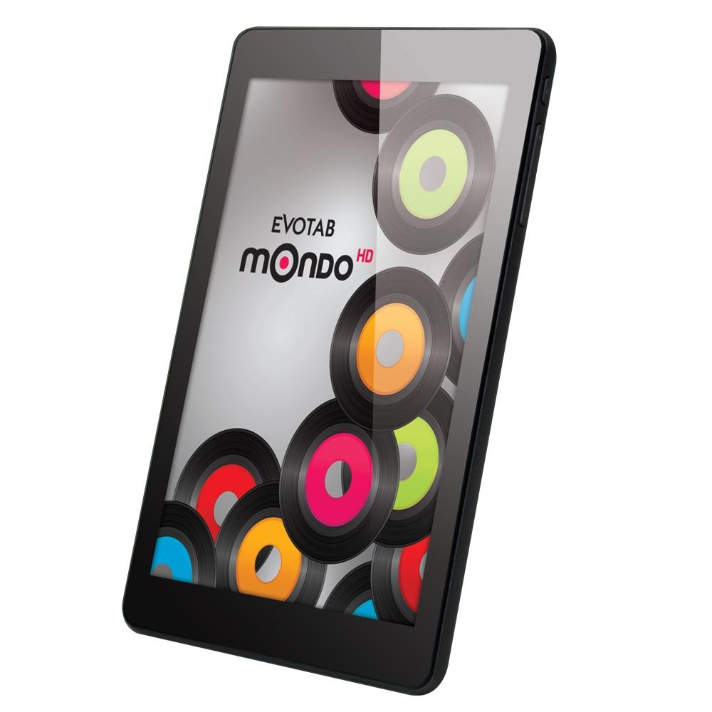 Evolio lansează Mondo HD, o nouă tabletă accesibilă cu preț de 299 lei