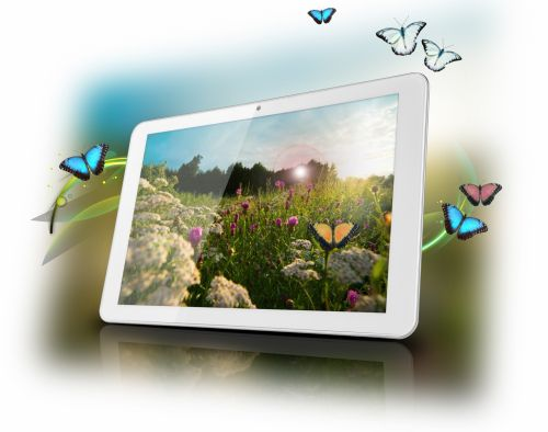 Evolio Quadra, prima tablet quad core de 10.1 inch a brandului autohton anunțată oficial