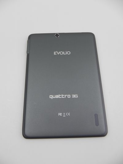 Evolio Quattro 3G - partea spate