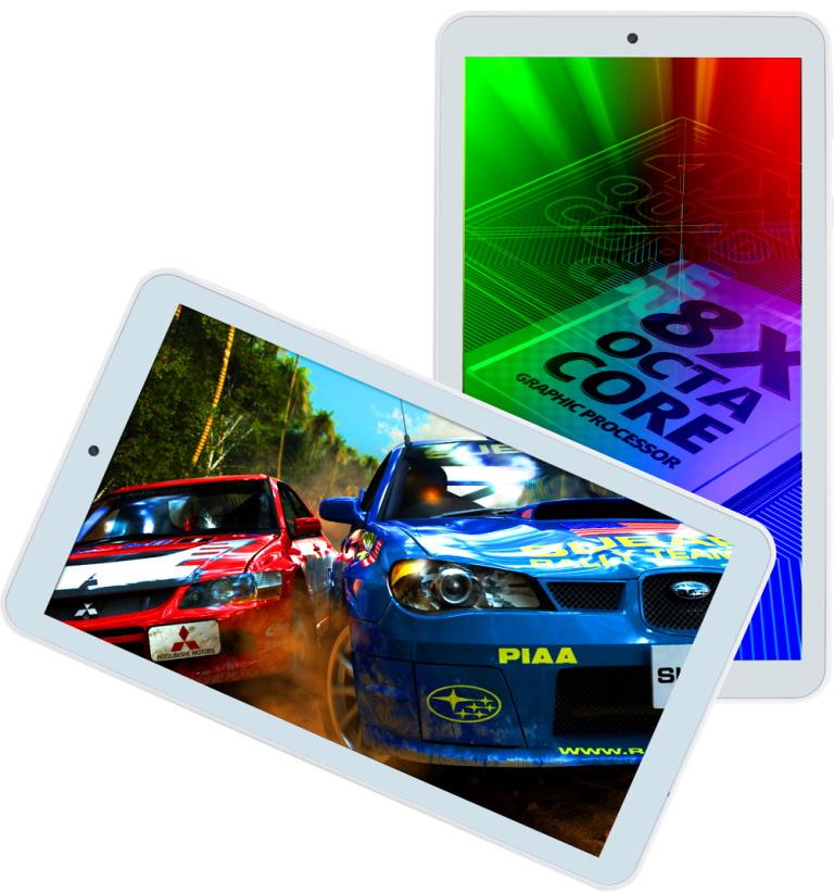 Evolio lansează tableta Quattro HD 7; aceasta vine cu procesor quad-core de 1.2 GHz și display IPS de 7 inch