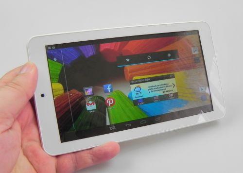 Evolio Quattro HD 7 review + concurs: tableta gamerului aflat la Început de carieră (Video)