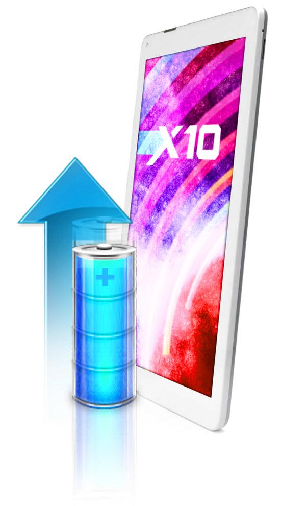 Evolio X10 Fusion lansat oficial