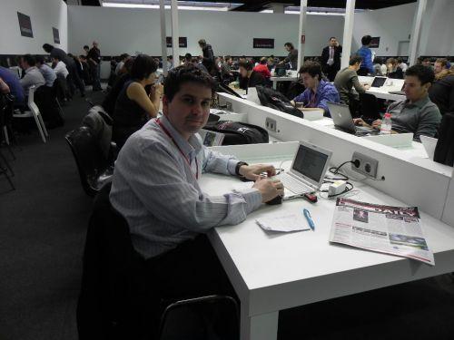 Media center MWC 2011