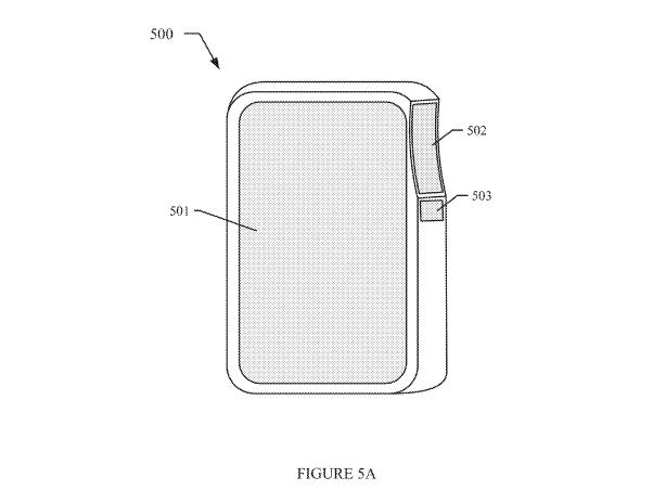 Facebook Phone patent