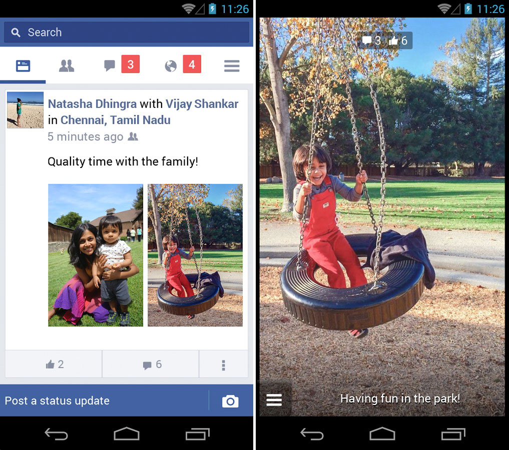 Facebook lansează local o versiune lite a aplicaţiei sale Android pentru telefoanele cu dotări low end