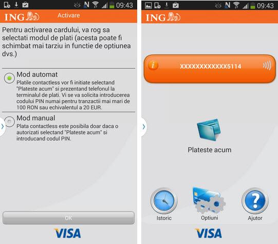 ING Pay sau cum poți transforma smartphone-ul În card bancar?