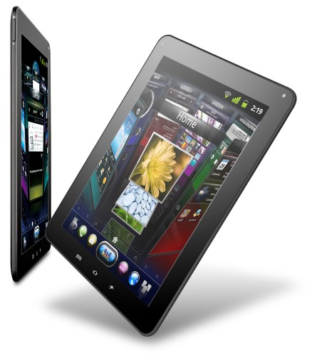 CES 2012: ViewSonic anunță un telefon dual SIM - ViewPhone 3 și două noi tablete - ViewPad 10pi și 10e