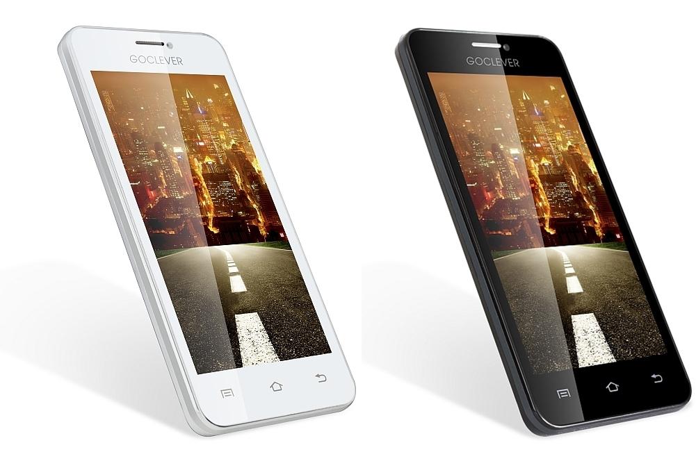 Goclever lansează smartphone-ul Quantum 450 ce vine cu display qHD IPS de 4.5 inch și procesor quad-core