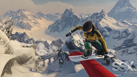 SSX Review: cel mai bun simulator de snowboard de pe console ajunge pe mobil, Își păstrează calitatea (Video)