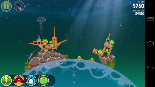 Angry Birds Space Pig Dipper