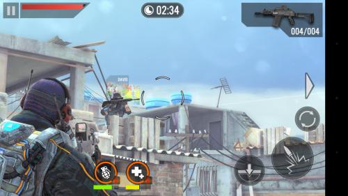 Frontline Commando 2 review: probabil cel mai arătos shooter static de până acum (Video)