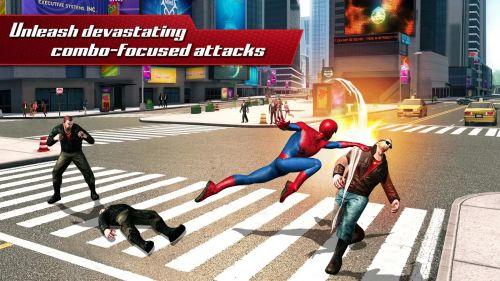 The Amazing Spider-Man 2 review (Samsung Galaxy S5): un joc de acțiune open world cu grafică fantastică (Video)
