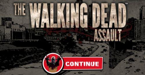 Walking Dead Assault