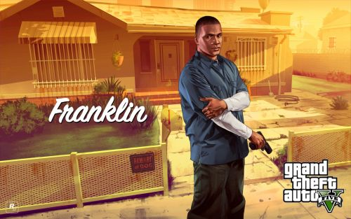 GTA 5 Începe cu Franklin având jobul de recuperator de mașini