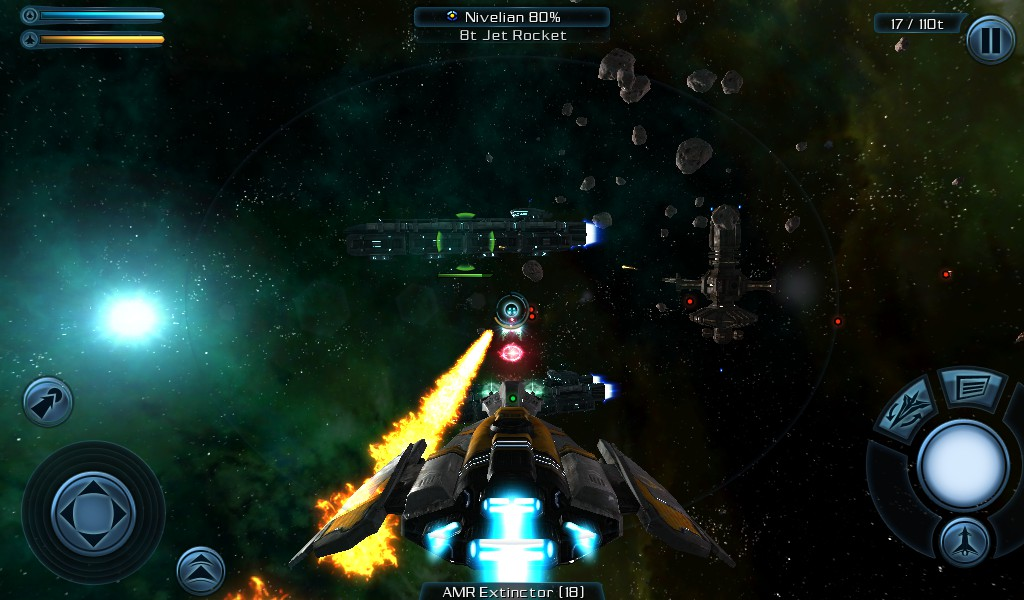 Galaxy on Fire 2 HD Review