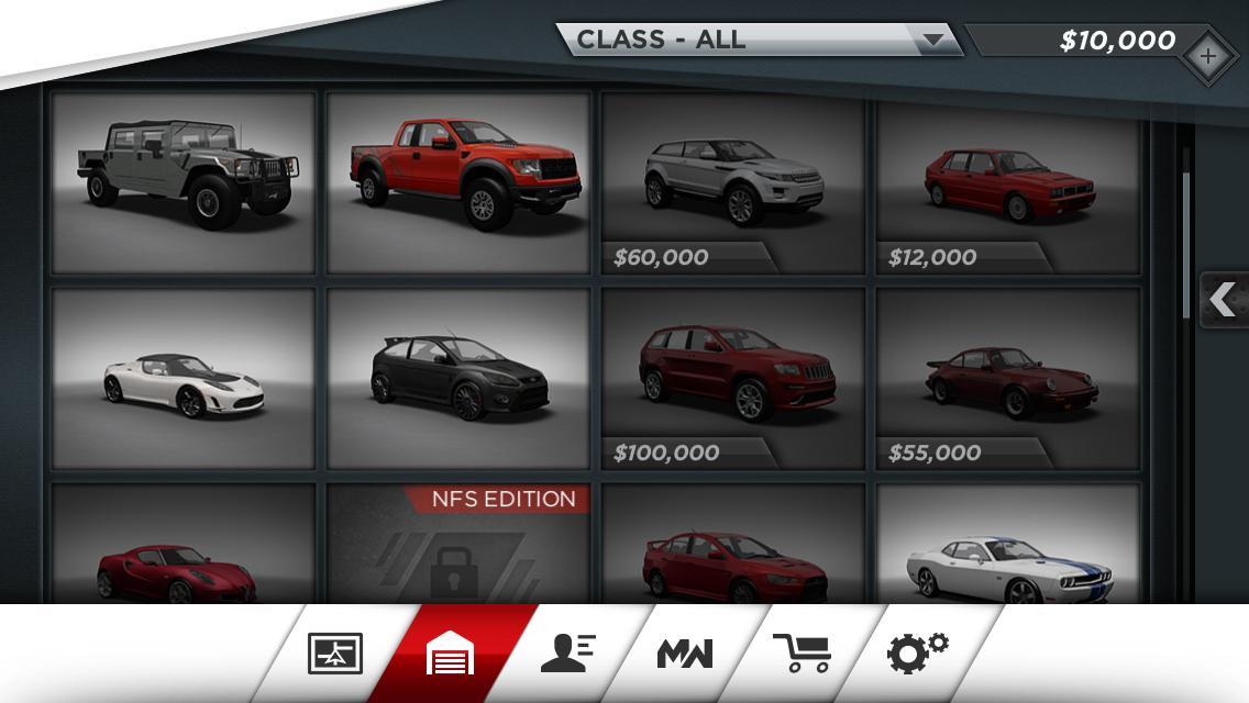 Cât despre mașini, de la Porsche 911 Carrera la Lamborghini Aventador și chiar și un Viper SRT GTS, acest titlu are de toate.