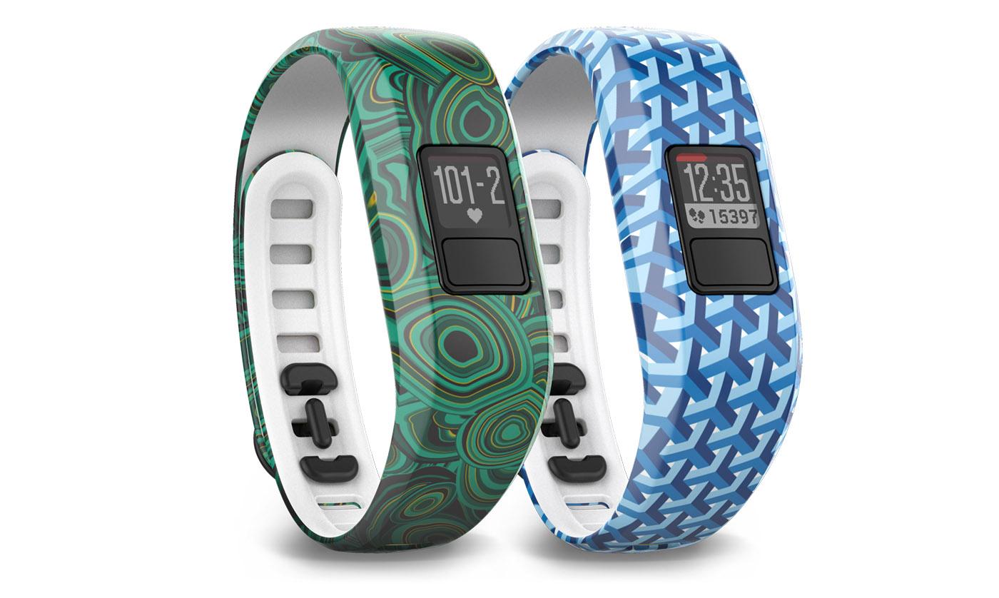 Garmin anunţă o serie de noi fitness trackere, capabile să detecteze ce sport practicaţi: Vivoactive HR şi Vivofit 3