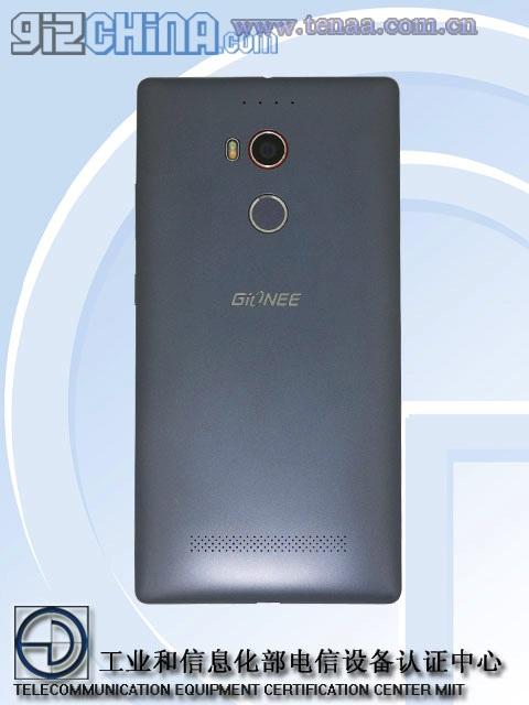 Gionee Elife E8 vine cu un ecran Quad HD şi scanner de amprente; Confirmat de certificarea TENAA!