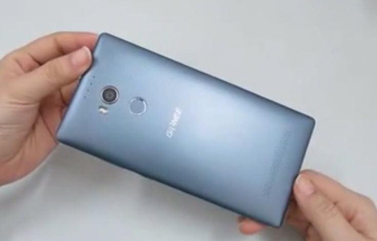 Gionee Elife S8 (GN9008) are parte de un clip hands-on destul de detaliat înainte de lansarea oficială (Video)